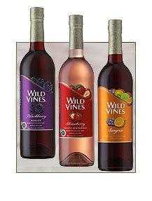 Collection of Wild Vines Wines